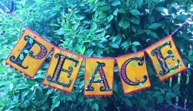 Peaceful Season Banner
