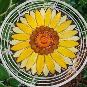 Sunflower Table Mat