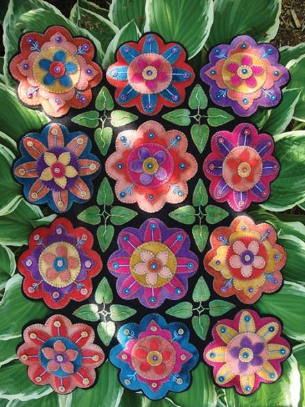 Spanish Tiles Runner