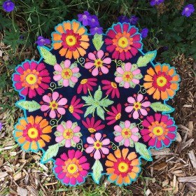 Kaleidoscope Table Mat