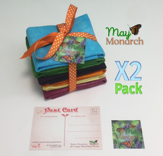 Order an X2 May Monarch