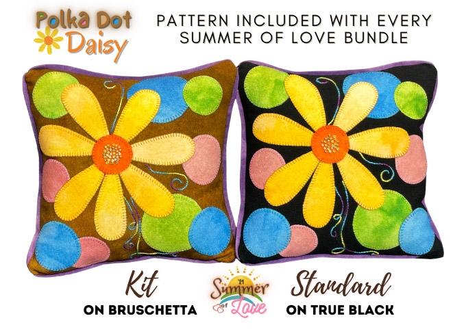 Summer of Love Shades Bundles featuring Polka Dot Daisy
