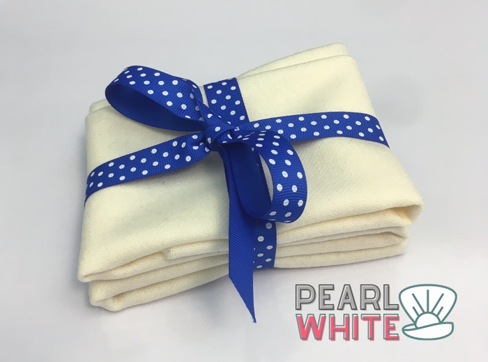 Our Pearl White Wool is new