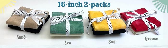 Four new 2-Square Bundles for you