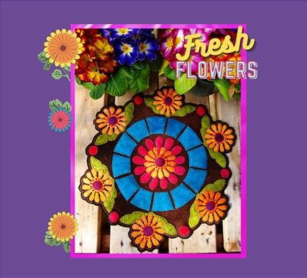 Fresh Flowers is 20 Percent Off