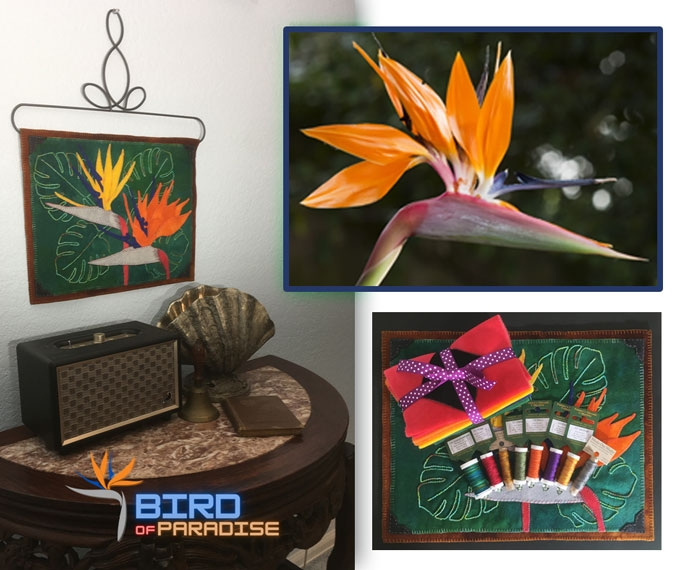 Our NEW Limited Edition Bird of Paradise