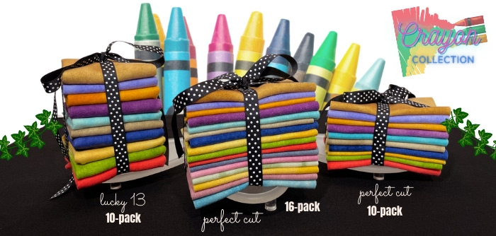 Our 2021 Crayon Collection is complete