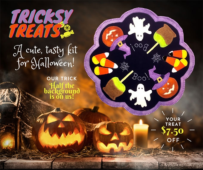 Tricksy Treats is new!