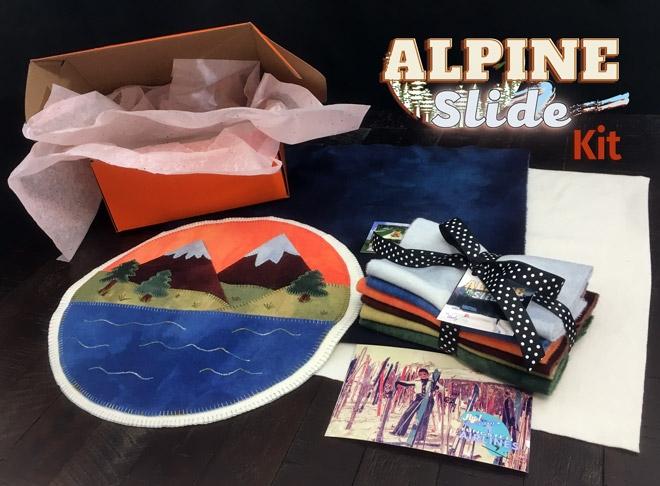 Alpine Slide is a new Pattern